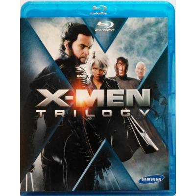 Blu-ray X-Men Trilogy