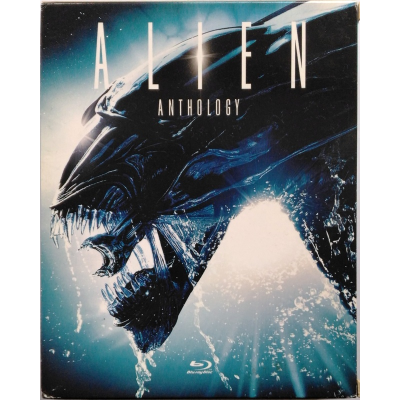 Blu-ray Alien Anthology