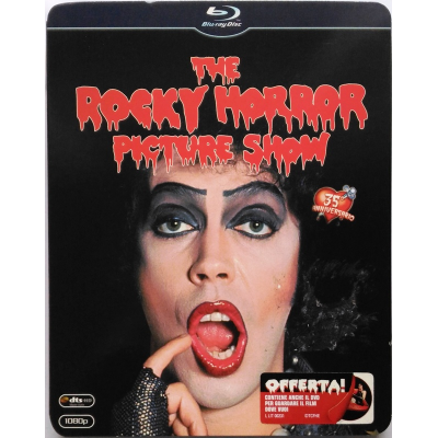 Blu-ray The Rocky Horror Picture Show