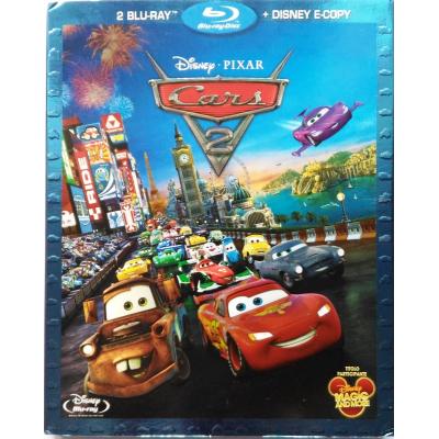 Blu-ray Cars 2 - edizione 2 dischi