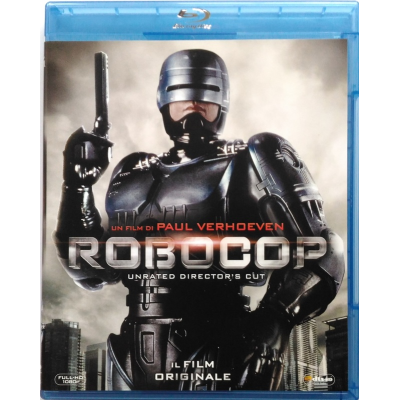 Blu-ray Robocop - Unrated Director's Cut