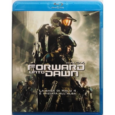 Blu-ray Halo 4 - Forward Unto Dawn