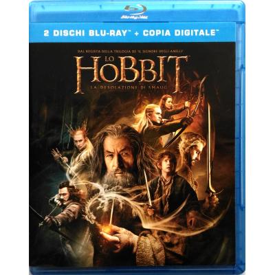 Blu-ray Lo Hobbit - La desolazione di Smaug - 2 dischi