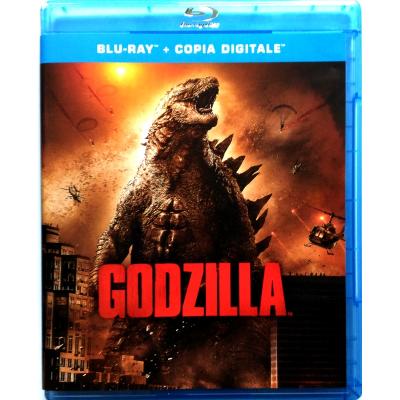 Blu-ray Godzilla 2014