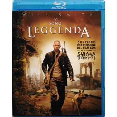 Blu-ray Io Sono Leggenda