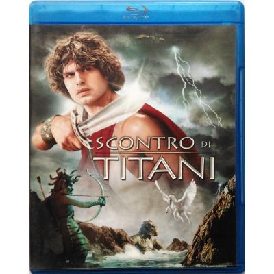 Blu-ray Scontro di Titani 1981