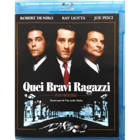 Blu-ray Quei bravi ragazzi