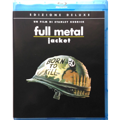 Blu-ray Full Metal Jacket - Edizione Deluxe