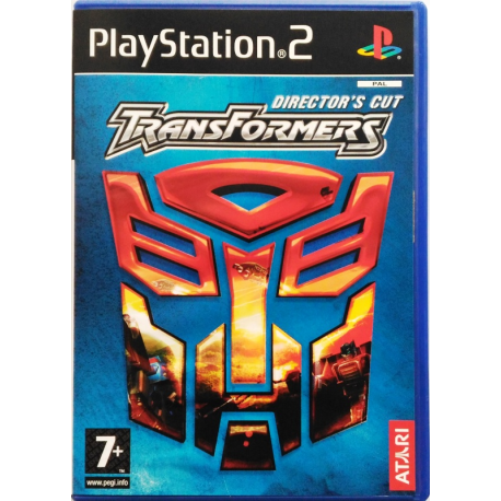 Gioco PS2 Transformers Director's cut