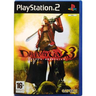 Gioco PS2 Devil May Cry 3 - Dante's Awakening