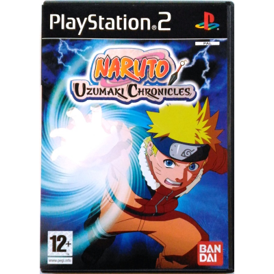 Gioco PS2 Naruto - Uzumaki Chronicles