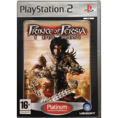 Gioco PS2 Prince of Persia - I Due Troni