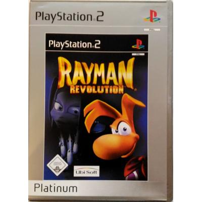Gioco PS2 Rayman - Revolution