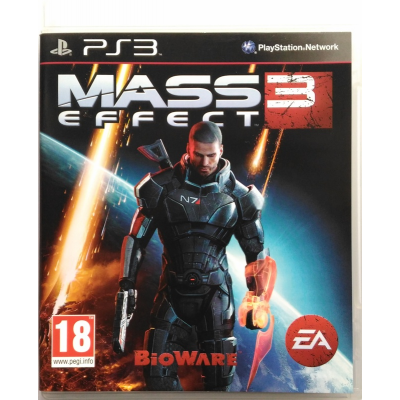 Gioco PS3 Mass Effect 3