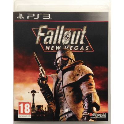 Gioco PS3 Fallout New Vegas