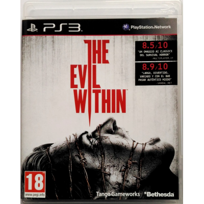 Gioco PS3 The Evil Within