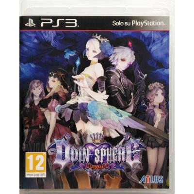 PS3 Odin Sphere - Leifthrasir