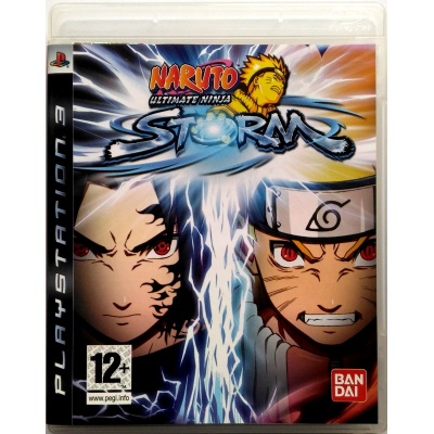 Gioco PS3 Naruto Ultimate Ninja Storm
