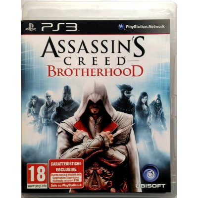 Gioco PS3 Assassin's Creed Brotherhood