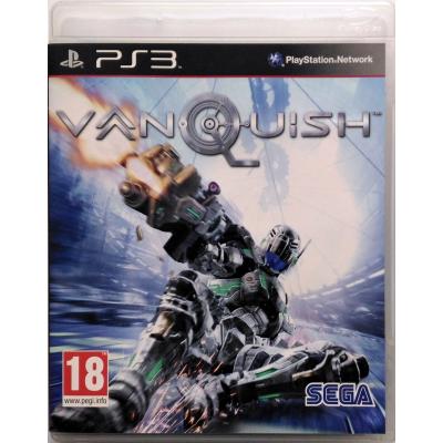 Gioco PS3 Vanquish