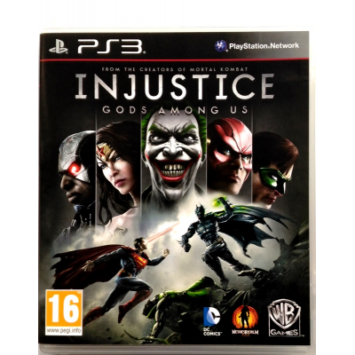 Gioco PS3 Injustice - Gods among us