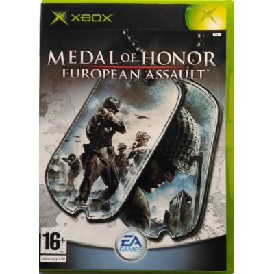 Xbox Medal of Honor - European assault