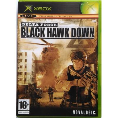 Xbox Delta Force - Black Hawk Down