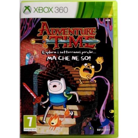 Xbox 360 Adventure Time: Esplora i sotterranei