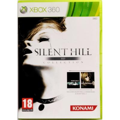 Gioco Xbox 360 Silent Hill - HD collection