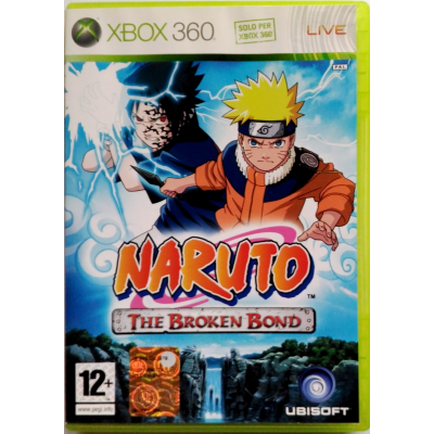 Xbox 360 Naruto - The Broken Bond