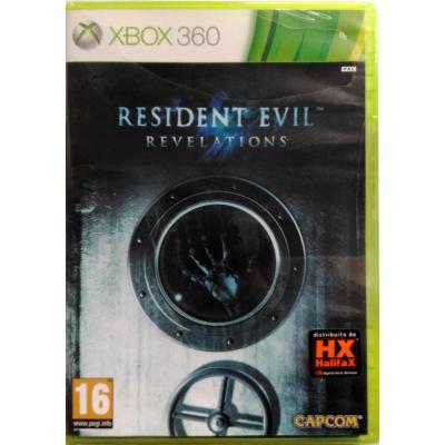 Xbox 360 Resident Evil - Revelations