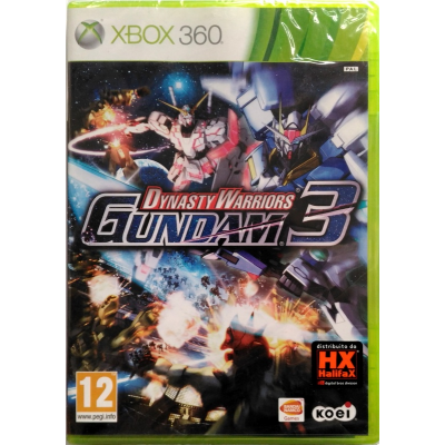 Xbox 360 Dynasty Warriors Gundam 3