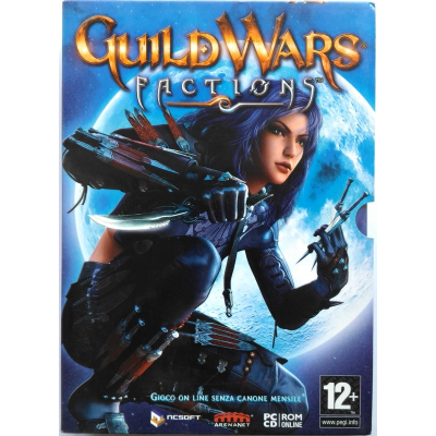 Gioco Pc Guild Wars - Factions