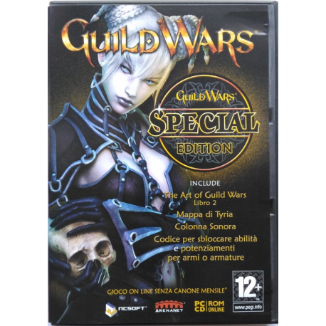 Gioco Pc Guild Wars - Edizione speciale