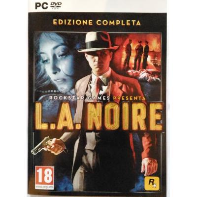 Pc L.A. Noire - Edizione completa 2 dischi