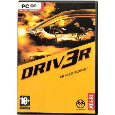 Gioco Pc Driv3r (Driver 3)
