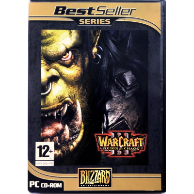 Pc Warcraft III 3 - Reign of Chaos