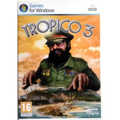 Gioco Pc Tropico 3