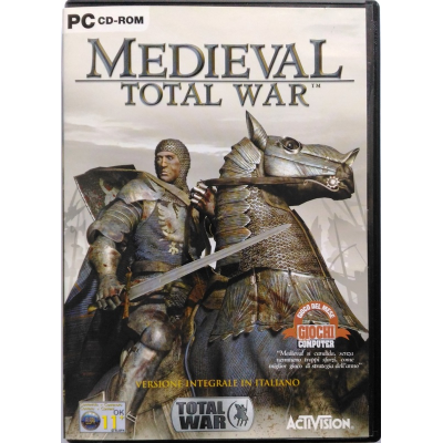 Gioco Pc Medieval Total War