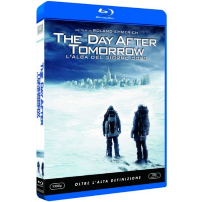 Blu-ray The Day After Tomorrow - L'Alba del Giorno Dopo di Roland Emmerich Nuovo