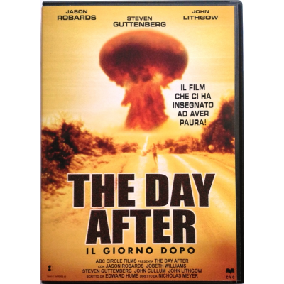 Dvd The Day After - Il Giorno Dopo