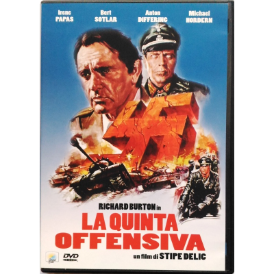 Dvd La Quinta offensiva