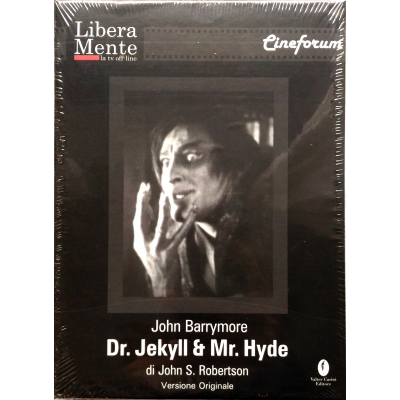 Dvd Dr. Jeckill & Mr. Hyde con libro