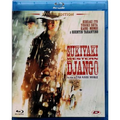 Blu-ray Sukiyaki Western Django - Special Edition