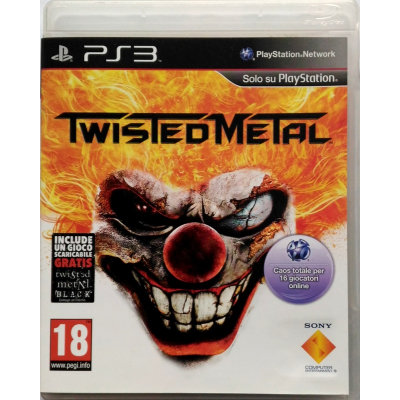 Gioco PS3 Twisted Metal