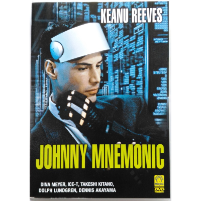 Dvd Johnny Mnemonic