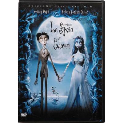 Dvd La Sposa Cadavere