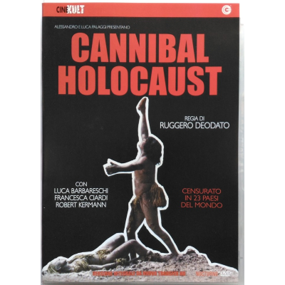 Dvd Cannibal Holocaust