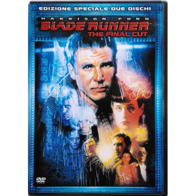 Dvd Blade Runner - The Final Cut
