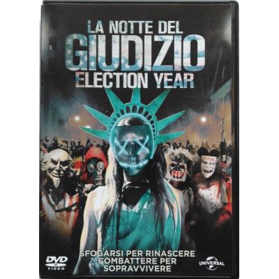 Dvd La Notte del giudizio - Election Year